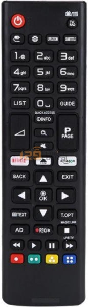 Lg New High Quality Substitute Tv Remote Control With Netflix & Amazon