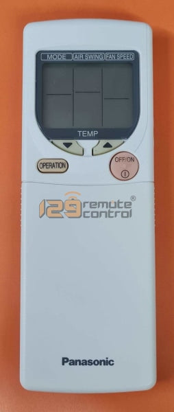 (Local Shop) Genuine New Original Panasonic Aircon Remote Control Ge-Pn67Cc
