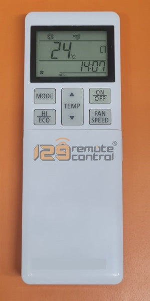 (Local Shop) New High Quality Substitute For Mitsubishi Heavy Industrial Aircon Remote Control