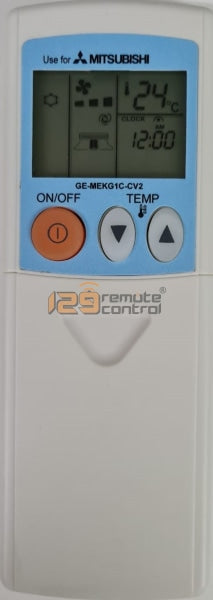 New High Quality Mitsubishi Aircon Remote Control - Substitute