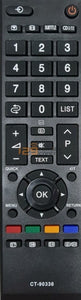 New High Quality Toshiba Tv Remote Control Ct-90336