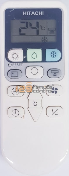 New Hitachi Aircon Remote Control