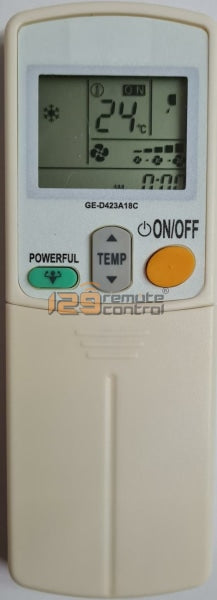 New Substitute Daikin Ac Remote For Arc423A18