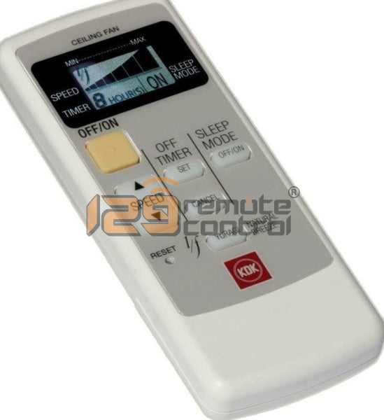 New Substitute Kdk Ceiling Remote Control For Z60Ws