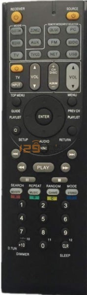 New Substitute Onkyo Remote Control
