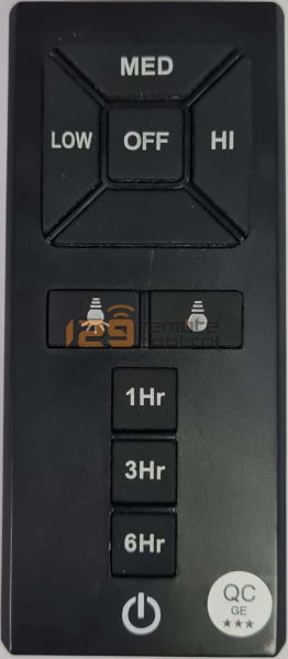 Nsb Ceiling Fan Remote Control Replacement V2