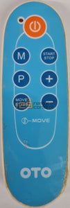 Oto Exercise Remote Control - New Substitute