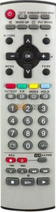 Panasonic Tv Remote Control Replacement