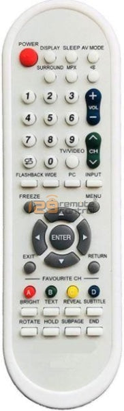 Sharp Tv Remote Control Replacement