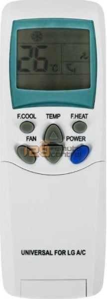 Universal Lg Aircon Remote Control - New Substitute