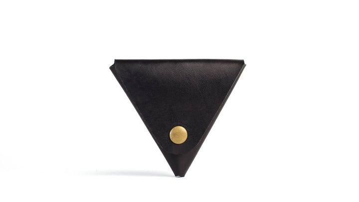 Home:Slice Coin Case | Black - The Office of Minor Details