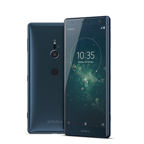 "Original New Xperia XZ2 H8296 4G LTE Mobile Phone 5.7"" 6GB RAM 64GB ROM Octa Core 3180mAh Fingerprint Android Dual SIM CellPhone"