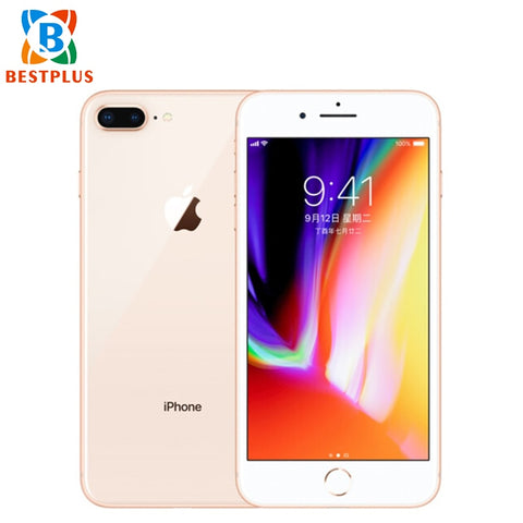 "Original New Apple iPhone 8 Plus A1864 Verizon Version Mobile Phone 5.5"" 3GB RAM 64GB/256GB ROM Hexa-core Fringerprint NFC Phone"