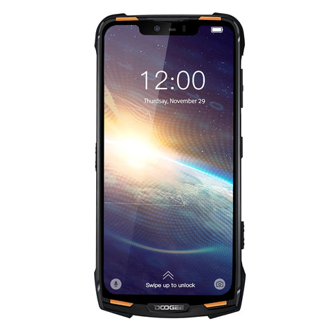 IP68/IP69K (Outdoor BOX) DOOGEE S90 Super Modular Rugged Mobile Phone 6.18inch Display 5050mAh Helio P60 Octa Core 6GB 128GB