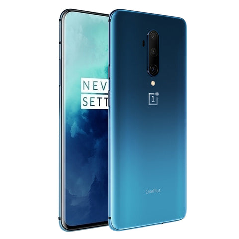 "Global Firmware Oneplus 7T Pro 8GB 256GB Mobile Phone Snapdragon 855+ 6.67"" Triple Camera 48MP 4085mAh NFC 4G Android 10.0 Phone"