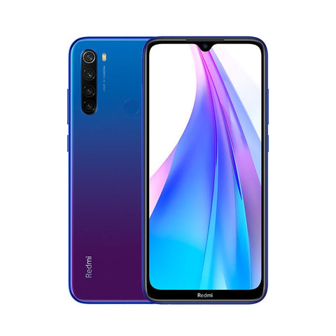 Xiaomi Redmi Note 8T Global Version 3GB RAM 32GB ROM Snapdragon 665 Octa Core NFC Mobile Phone 48MP Quad Rear Camera 4000mAh