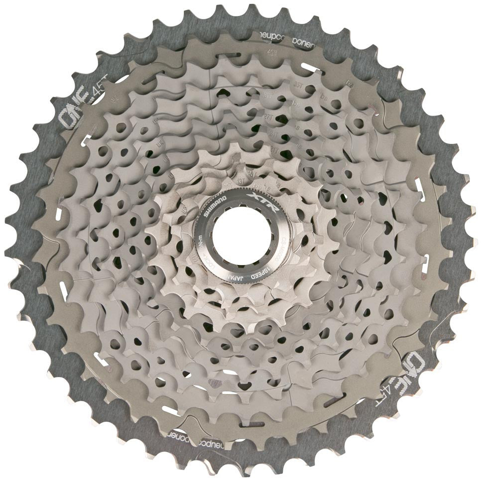 Shimano Acera HG200 9 Speed MTB Cassette | Chain Reaction Cycles
