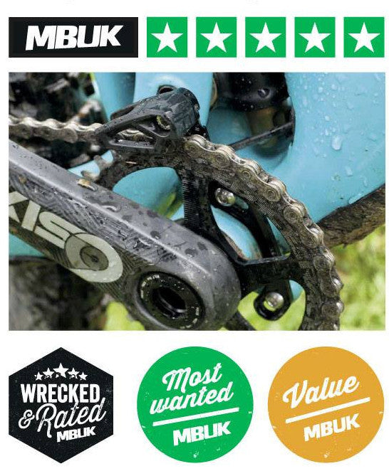 RSP Podium Enduro 1x Chain Device Top Guide with Taco Guard