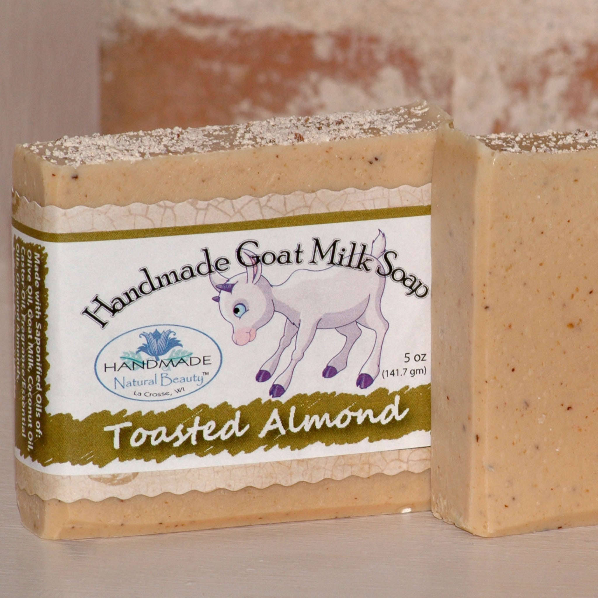 Goat Milk Soap | Toasted Almond