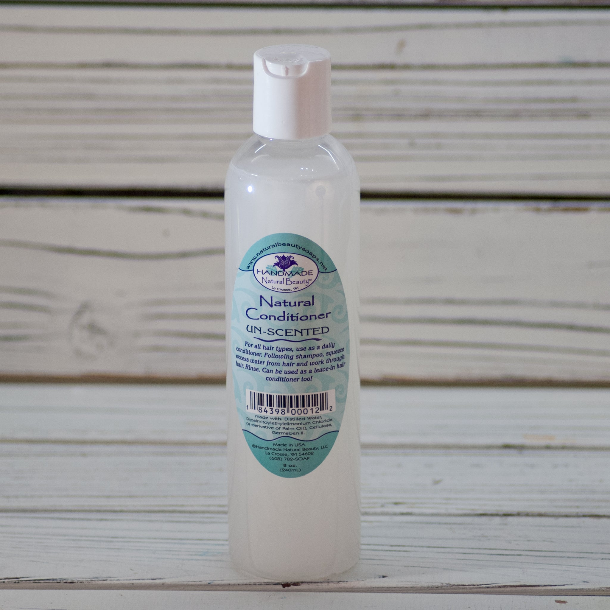 Natural Hair Care | Non-Scented Conditioner
