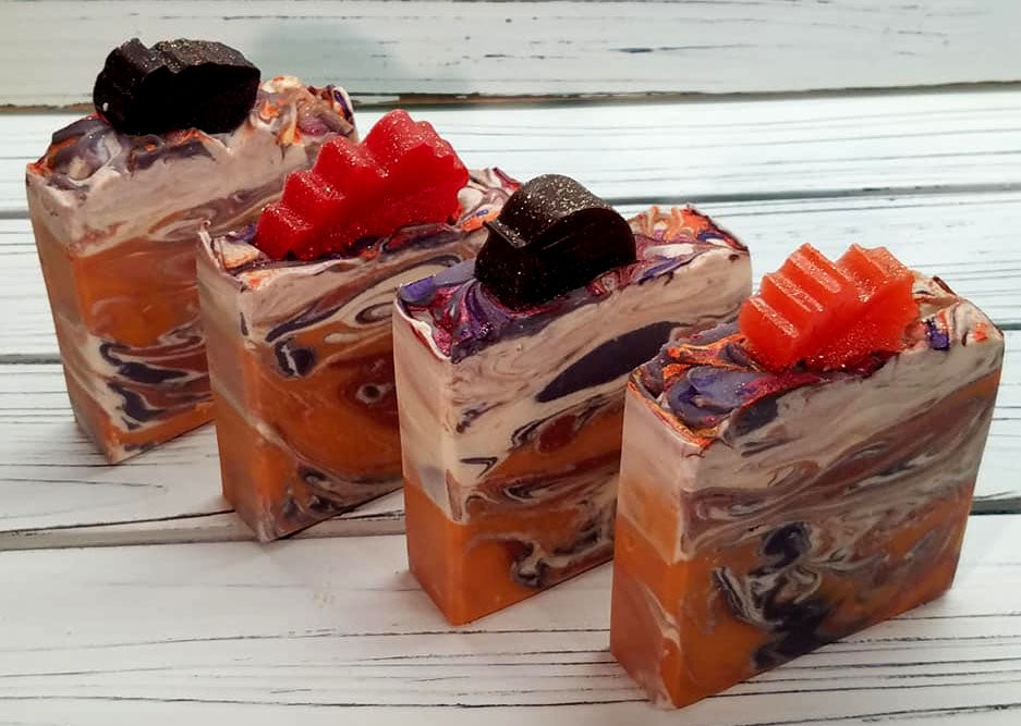Goat Milk Soap | Falling Leaves
