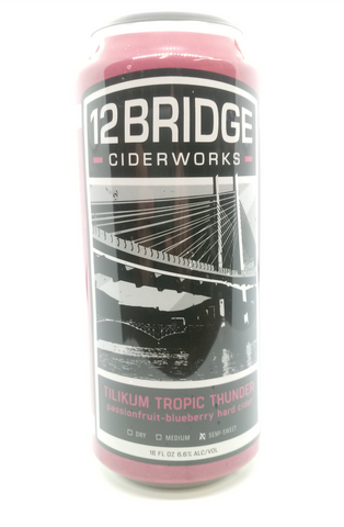 12 Bridge Tilikum Tropic Thunder - The Cider Barrel