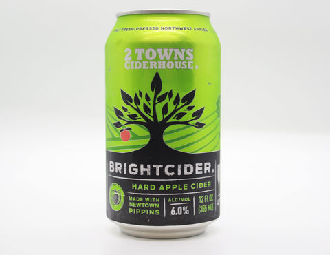 2 Towns BrightCider - The Cider Barrel