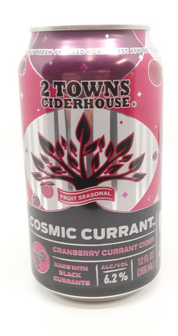2 Towns Cosmic Currant - The Cider Barrel
