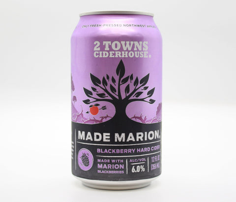 2 Towns Made Marion - The Cider Barrel