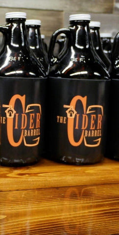 Growlers ( Pick up only)- 64oz - The Cider Barrel