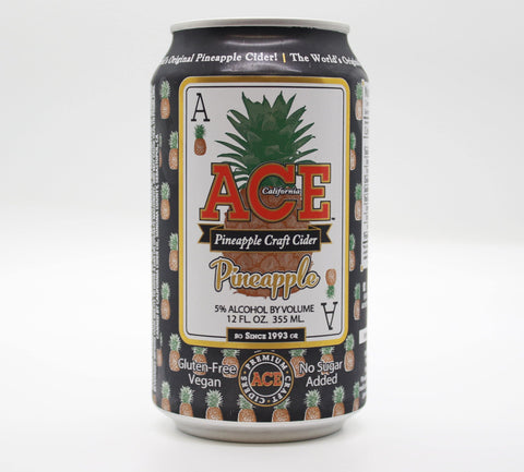 Ace Pineapple - The Cider Barrel