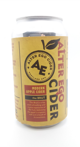 Alter Ego Brut - The Cider Barrel