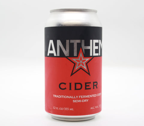 Anthem Apple - The Cider Barrel