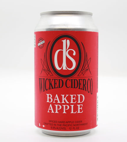 D's Wicked Baked Apple - The Cider Barrel