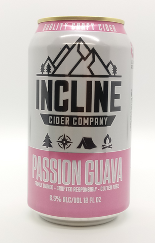 Incline Passion Guava - The Cider Barrel