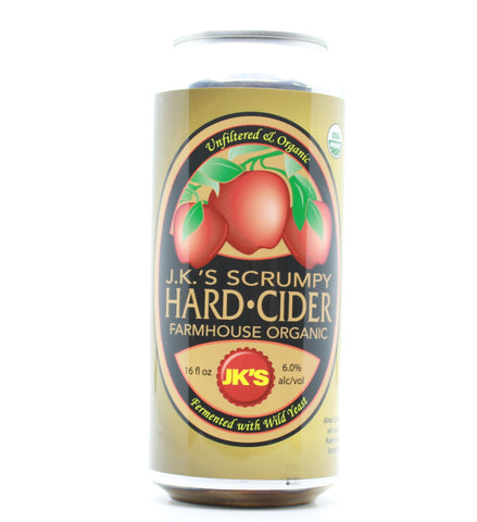 J.K.'s Scrumpy Hard Cider - The Cider Barrel