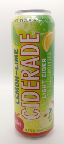 Portland Cider Ciderade 19.2oz - The Cider Barrel