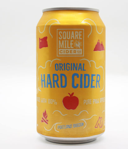 Square Mile Original Hard Cider - The Cider Barrel