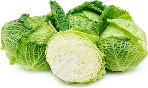 Cabbage Savoy (Quarter)