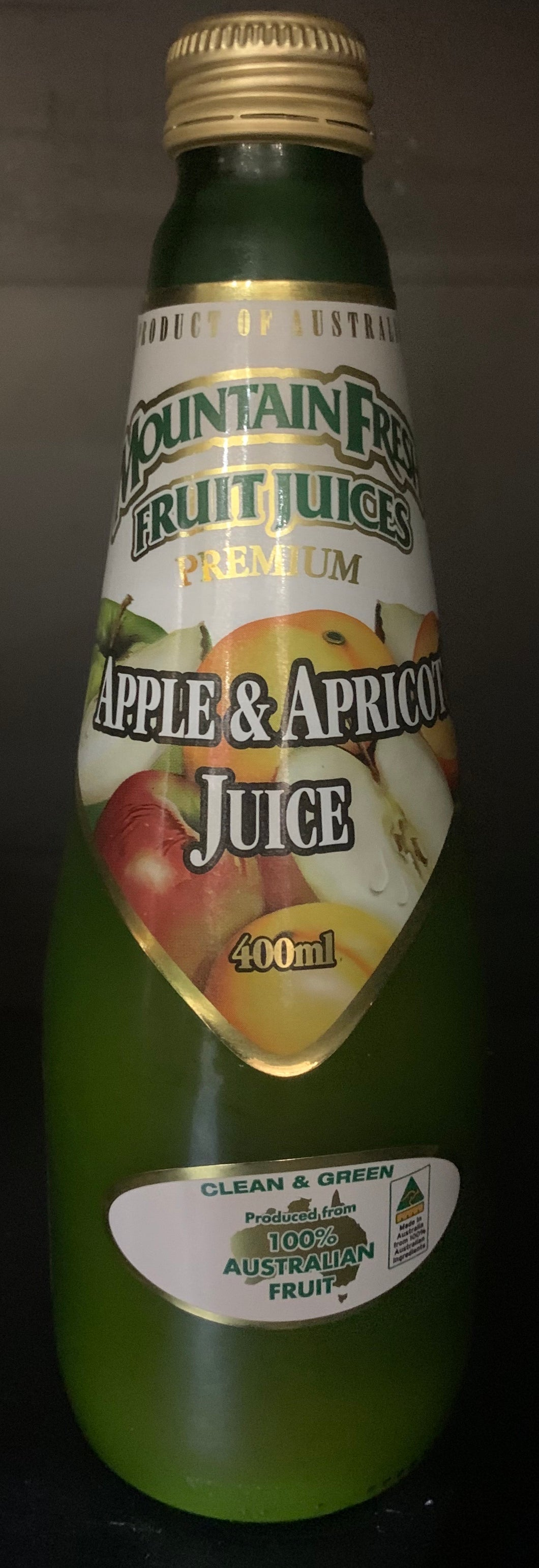 Juice Apple and Apricot 400ml
