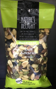 Nuts Roasted Fruit and Nut Mix