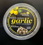 Dips Garlic Middle Eastern