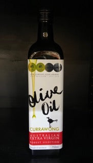 Olive Oil Extra Virgin (750ml)