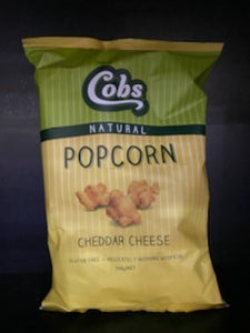 Popcorn Cheddar Cheese Flavoured
