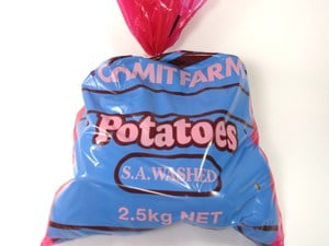 Potatoes White (2.5kg Bag)