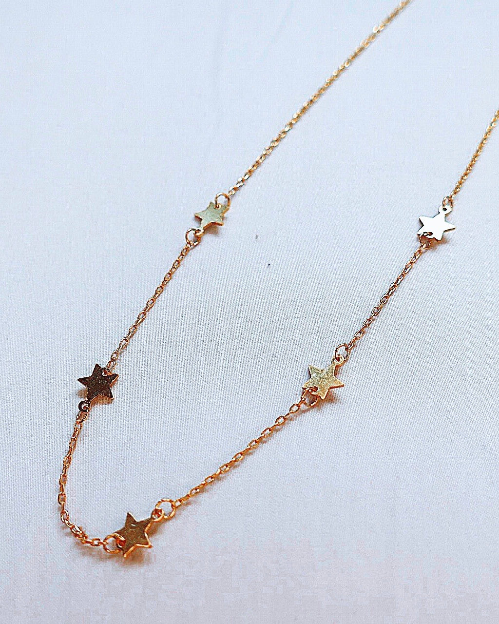 Amira Star Necklace