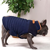 Winterjacke Hund - Milk & Pepper