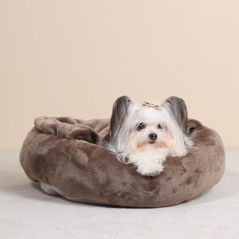 Bag Queen Bett Taupe Small - O Lala Pets