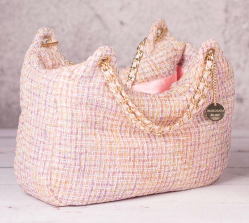Channel Candy Tasche Rosa - Inamorada