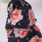 Derbyshire Sommerjacke Blumenprint - Milk & Pepper